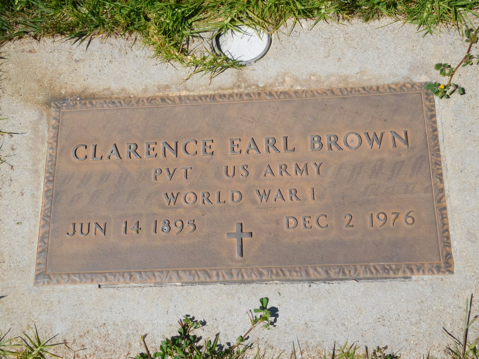Clarence Earl Brown