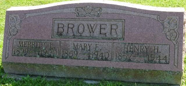 Henry H Brower
