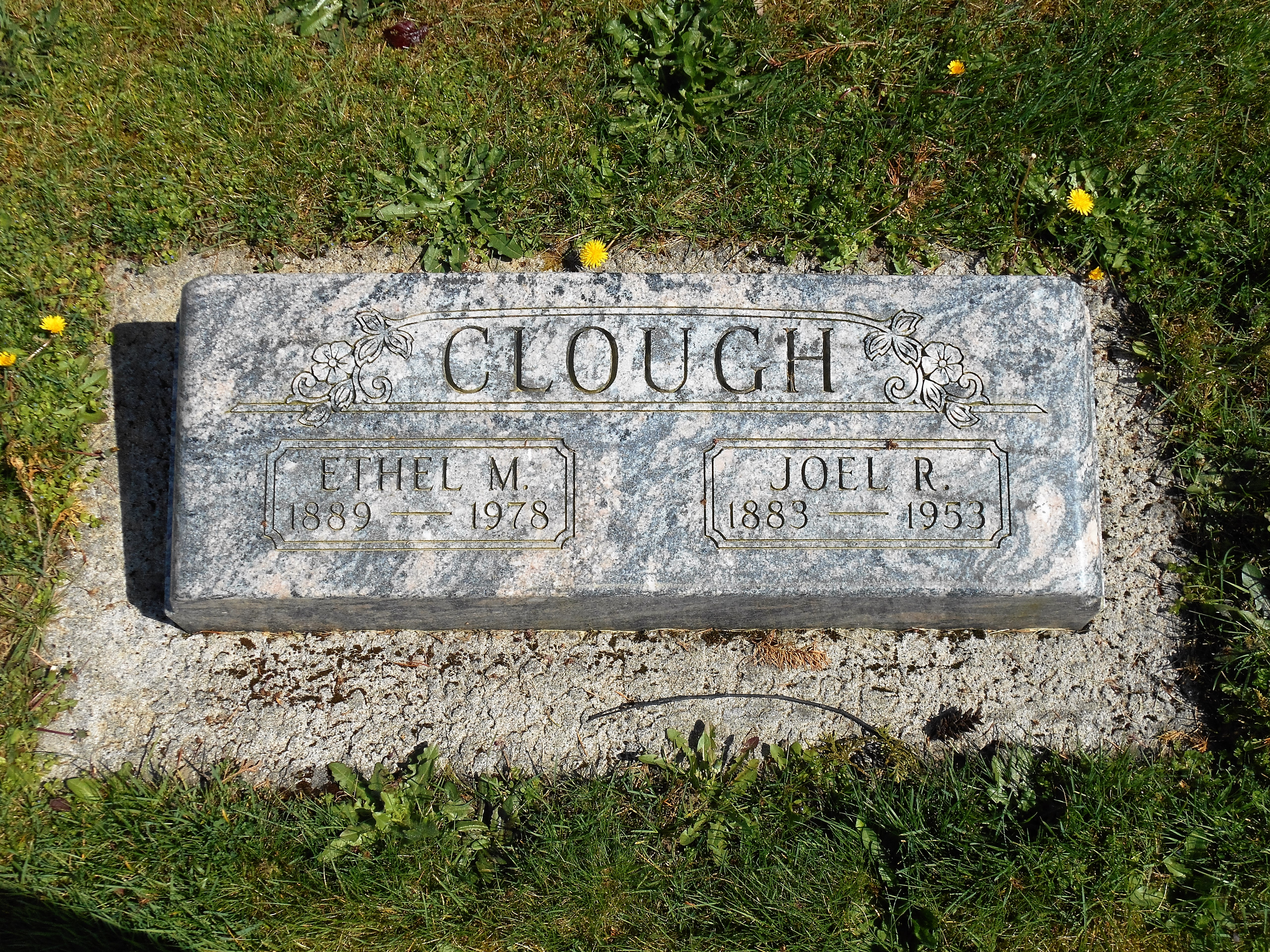 Ethel Maude <i>Knott</i> Clough