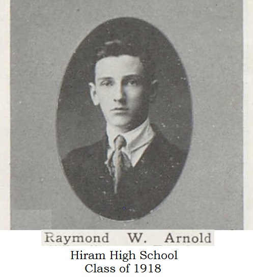 Raymond Wycliffe Arnold