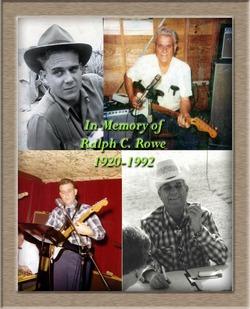 Ralph Clarence Rowe