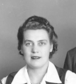 Bernice Geneva <i>Larson</i> Brummund