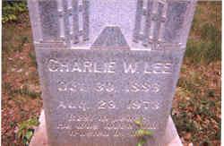 Charles W. Lee