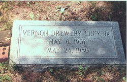 Vernon Drewery Lucy, Jr