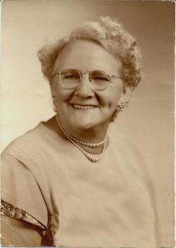 Louisa Olive Frogel
