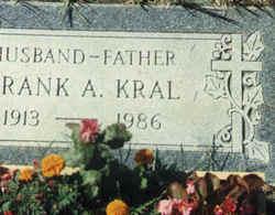 Frank Anthony Kral