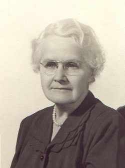 Hattie <i>Donnenworth</i> Wilson