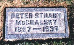 Peter Stuart McCualsky