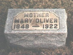 Mary <i>Cool</i> Oliver