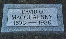 David Oliver MacCualsky