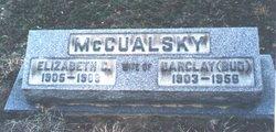 Henry Barclay Bud McCualsky