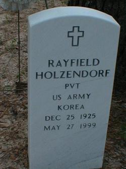 Rayfield Holzendorf