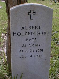 Albert Holzendorf