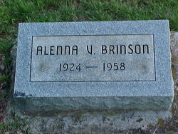Alenna Virginia <i>Warrick</i> Brinson