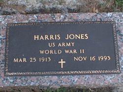 Harris Jones