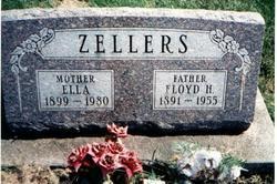 Ella <i>Johnson</i> Zellers