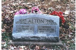 Mary Elsie <i>Knost</i> Alton