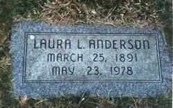 Laura Loving Owens <i>Oliver</i> Anderson