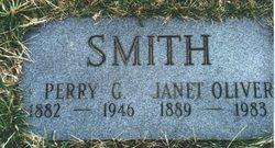 Janet Charlotte <i>Oliver</i> Smith
