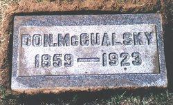 Donald J. McCualsky