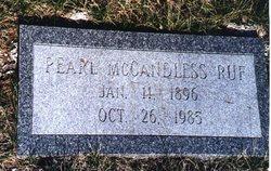 Pearl <i>McCandless</i> Ruf