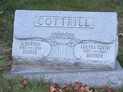 Louisa Garfield Edith <i>Clark</i> Cottrill