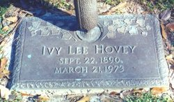 Ivy Lee <i>Smith</i> Hovey