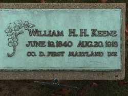 William Henry Harrison Keene