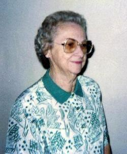 Helen Meredith <i>Tedrow</i> Chambers