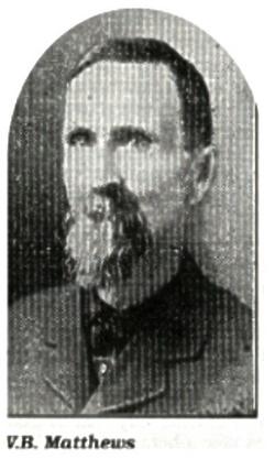 Lieut Vernon Byron Byron Mathews