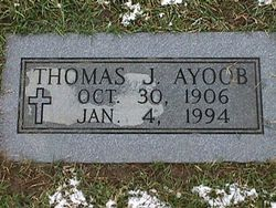 Thomas Joseph Ayoob