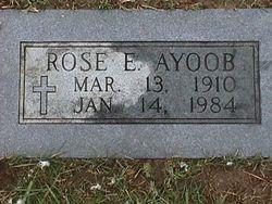 Rose Elizabeth <i>Habeb</i> Ayoob