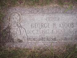 George Anthony Skinny Ayoob
