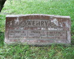 Henry K Wehry
