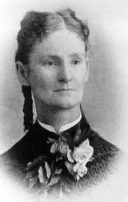 Augusta Gus <i>Cleaver</i> Brown