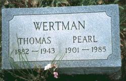Pearl <i>Daetwyler</i> Wertman