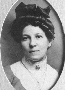 Helene Martha <i>Zellmer</i> Fischer