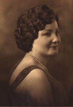 Edna Margarete <i>Watson</i> Parker