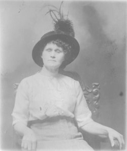 Ida Florence <i>Nicholson</i> Gipson
