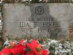 Ida F <i>Hikel</i> Habeb