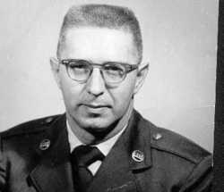 Sgt Carl Adrian Nevis