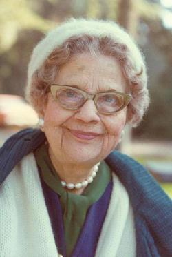 Ruth E. <i>Bachman</i> Stockdale