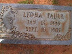 Alice Leona Faulk