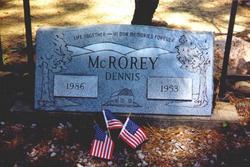 Vernon Dennis McRorey