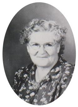 Josephine Elizabeth Josie <i>Eaves</i> Hill