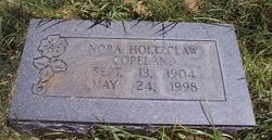 Nora Alice <i>Beaver</i> Holtzclaw Copeland