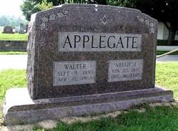 Nellie Francis <i>Watson</i> Applegate