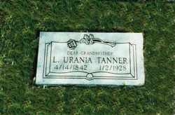 L. Urania <i>Baker</i> Tanner
