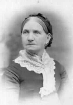 Corintha E. <i>Matthews</i> Vanpool Alfrey
