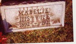 Mabel Estella <i>Spangler</i> Allison